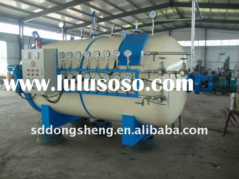 tire/tyre retreading equipment--curing chamber