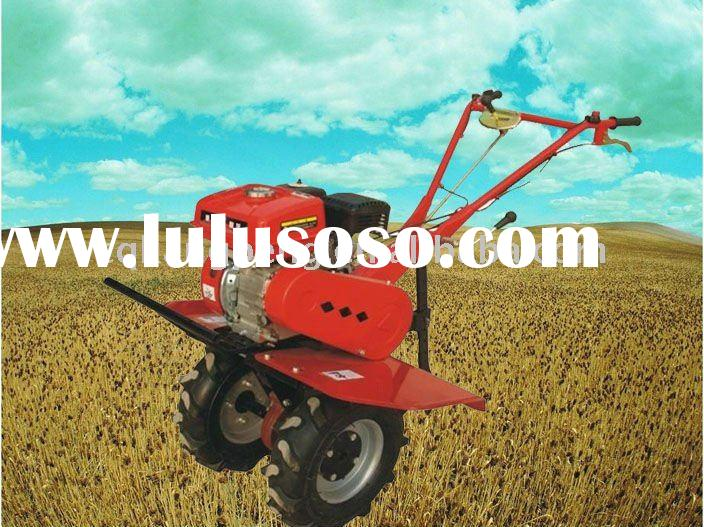 walking tractor with Gas 7hp tiller