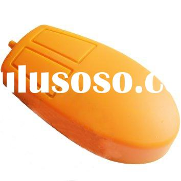 water proof silicone mouse