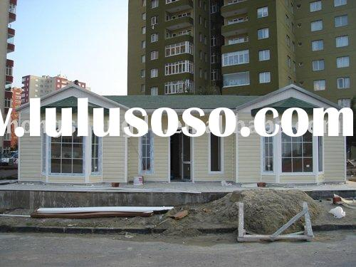 water resistance prefabricated steel structure modular home/mobile house/villa