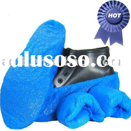 wholesale disposable cpe shoe cover