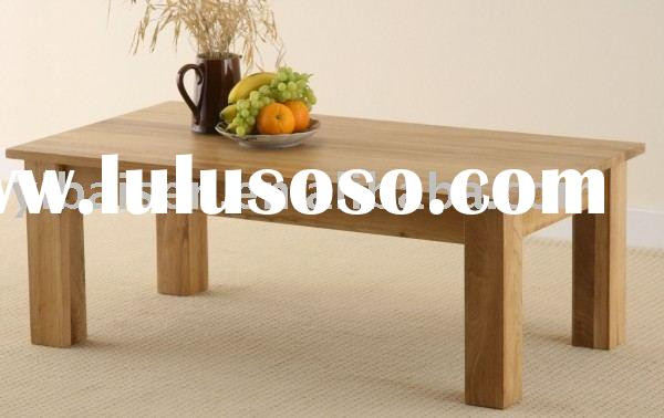 wood furniture wooden furniture Oak coffee table