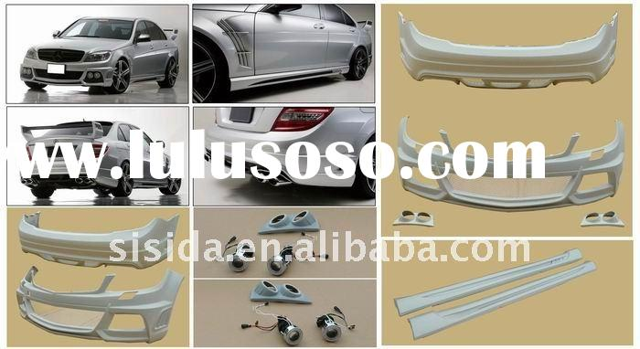 08-10 W204 Wald style for Benz W204 completely body kit