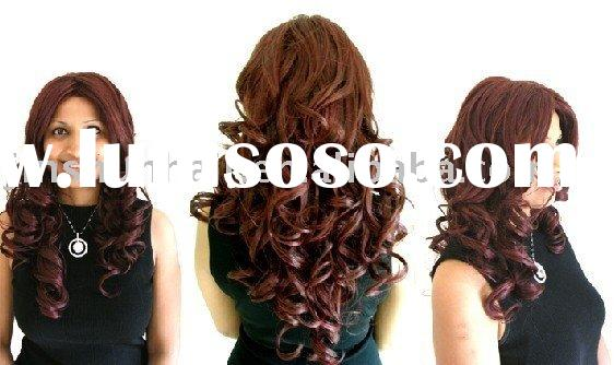 100% Human Hair Lace Wigs / Work Appreciating for Orders Quotations