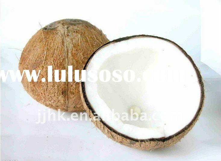 100% Natural Coconut Plant Extract Powder with Caproic acid and almitic acid