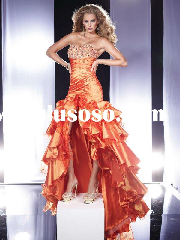 100% Off Shipping Super hot sale designer 2012 prom dresses