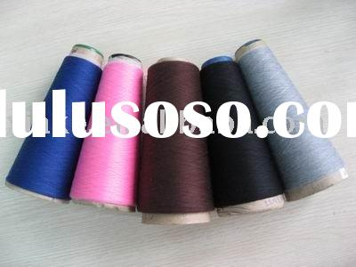 100% Polyester Color Yarn