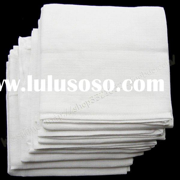 100% cotton white bath towel fabric