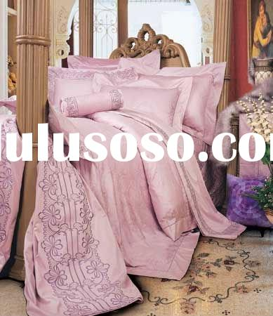 100% cotton wide fabric bed sheet / hotel use 90*88/60*60s/125''