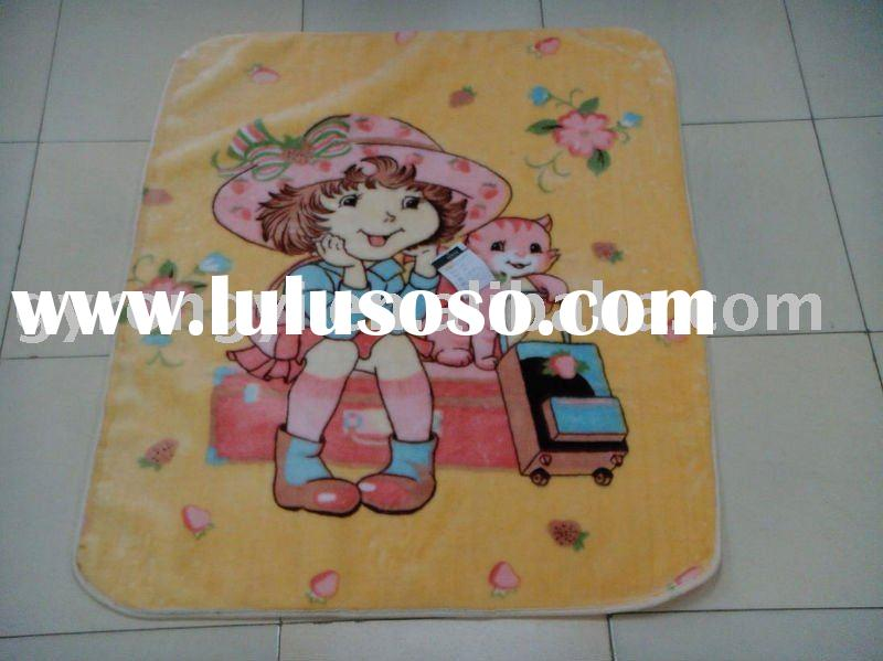 100% polyester printed super quality picnic blanket