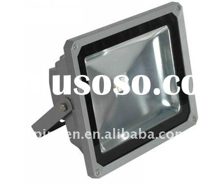 100w color changing outdoor led flood light with Epistar chip