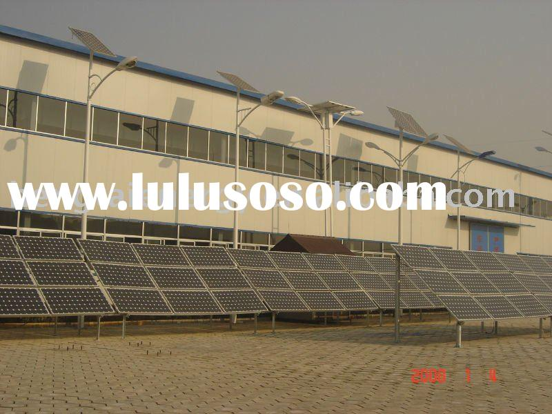 10KW off grid system,large solar energy to generate electricity