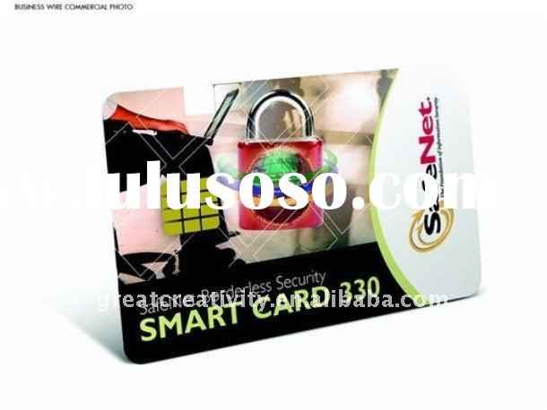 125KHz EM Smart Card for access control with Mango