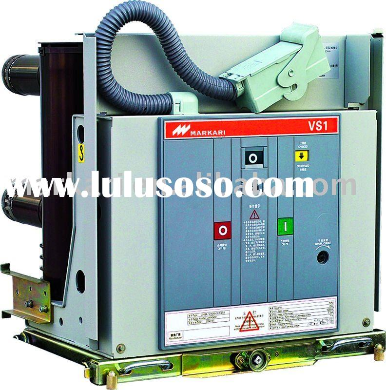 12KV HIGH VOLTAGE VACUUM CIRCUIT BREAKER