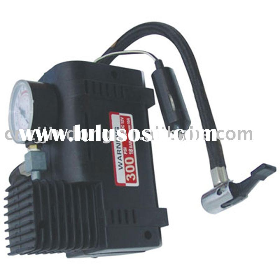 12v air compressor ;car air compressor;portable air compressor