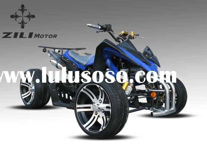 150cc kawasaki ATV 14' wheels racing quad bike 200/250cc