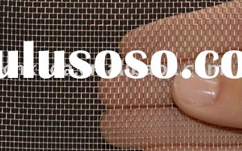 16 Mesh stainless steel mesh/ss Wire Cloth/Netting