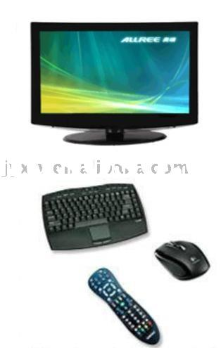 """16"""" PC All In one, Smart computer, LCD monitor with CPU combo"""