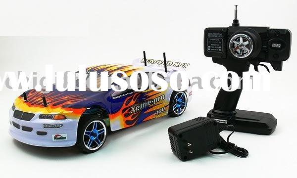 1:10 Xeme Radio Remote Control Electric Powered On-Road Car