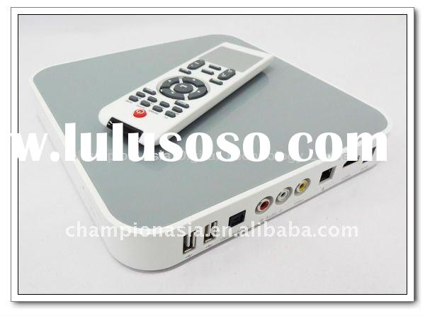 1.2GHz/2.4G/WIFI/bluetooth/google android2.3 1080p Full HD iptv box