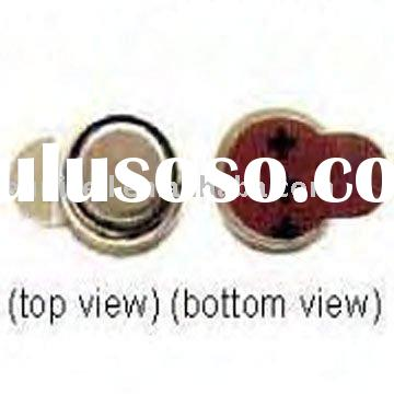 1.4V A312 Zinc Air Button Cell PR41 Hearing Aid Battery, with CE