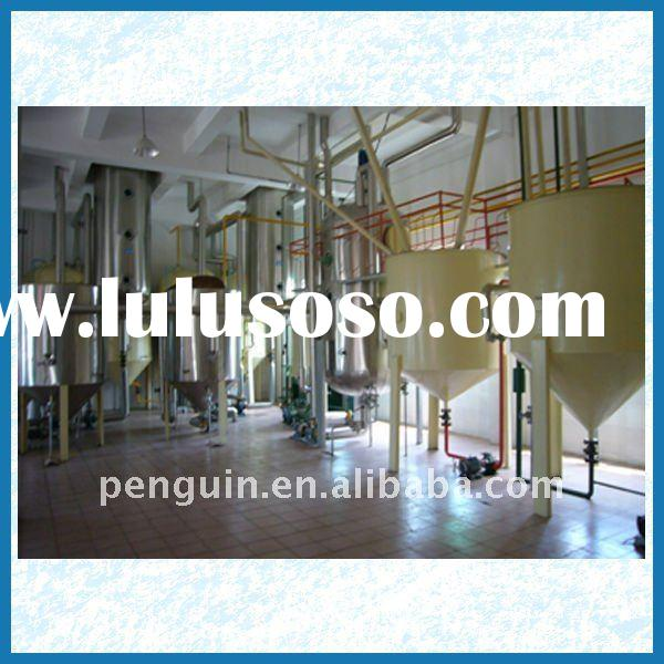 1-50TPD soybean oil processing equipment