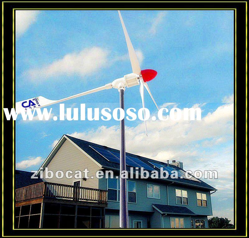 1kw/2kw/3kw Wind Turbine Windmill Generator for Home Use High Generating Efficiency