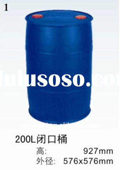 200L Close-mouth tall free plastic chemical barrels