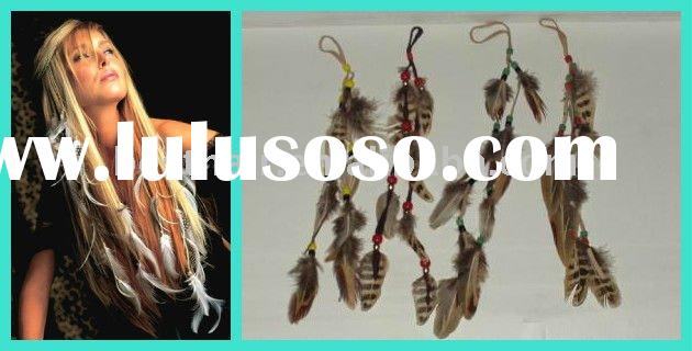 2011 HOT SALE NATURAL FEATHER HAIR EXTENSION