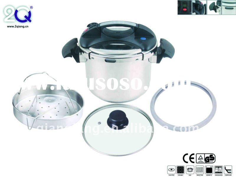 2011 Hot Sales Stainless Steel Pressure Cooker With Timer