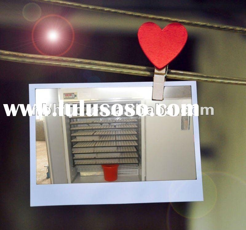 2011 New CE certificate industrial incubators for hatching eggs,poultry incubator hatcher, medium in