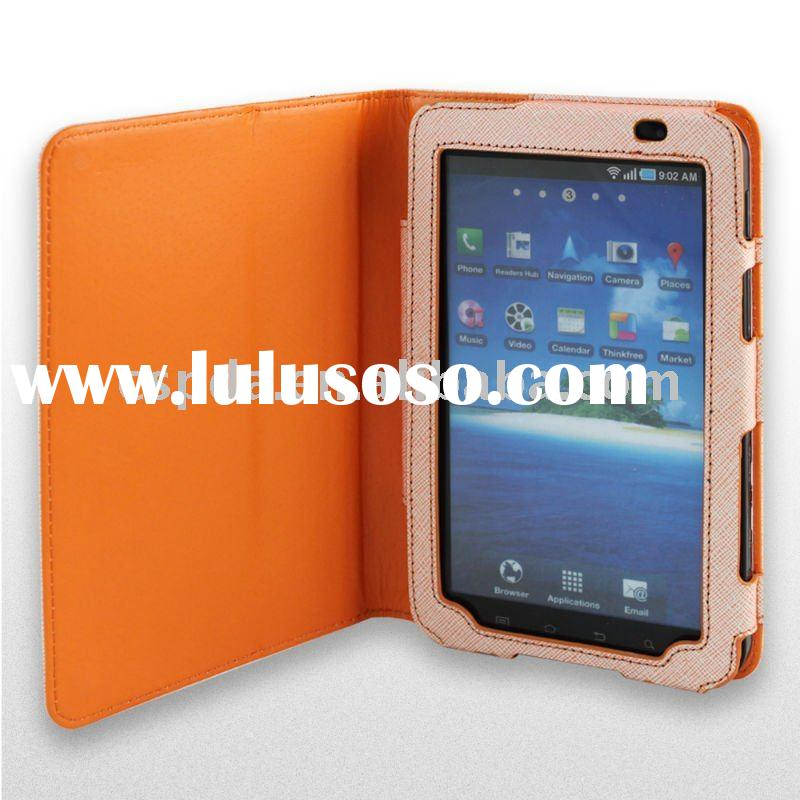 2011 New leather cases/covers for Samsung Galaxy Tab P1000
