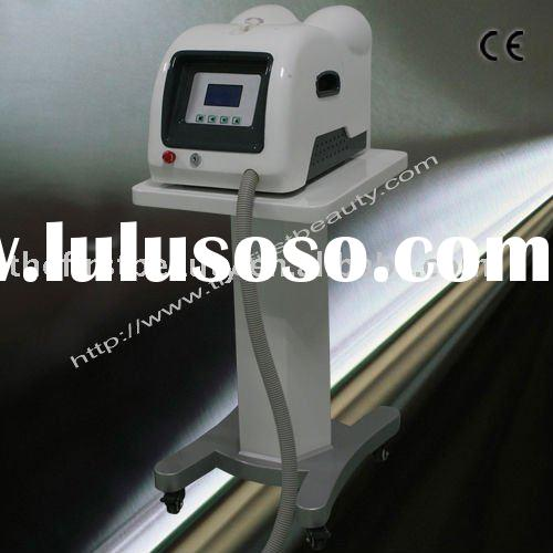 2011 Newest Q switched nd yag laser tattoo removal machine, eyebrow pigments & age spots removal