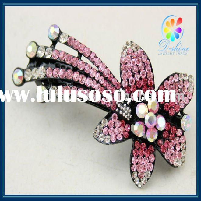 2011 customized Newest fashion hair accessories for women