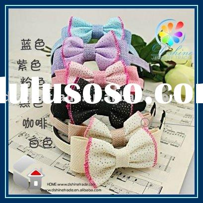 2011 fashion hair accessories for women hair accessories display cards HW-1533