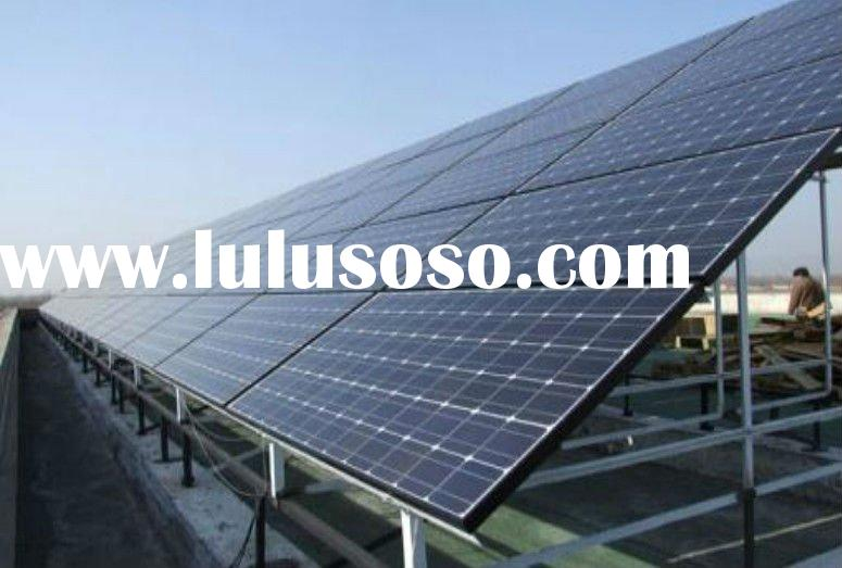 2011 home use off grid solar power system 10kW