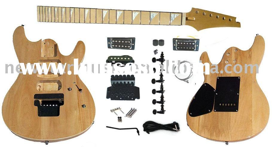 2011 hot sale DIY electric guitar kits