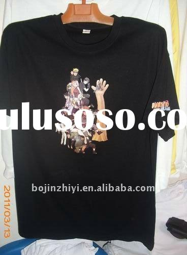 2011 hot sale design 100% cotton Pirate King t shirt