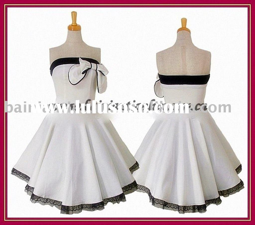 2011 hot sale white party cosplay costumes!! more discount