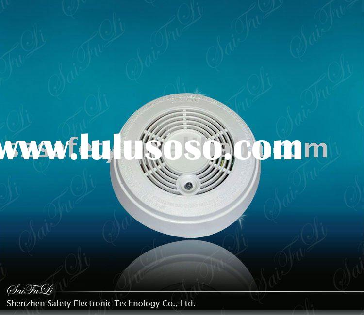2011 new self - R & D smoke detector fire alarm