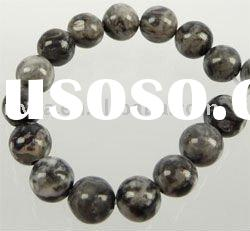2011 newest Natural stone beads Crazy Lace Jasper round 4mm natural stone beads jewelry/Jasper