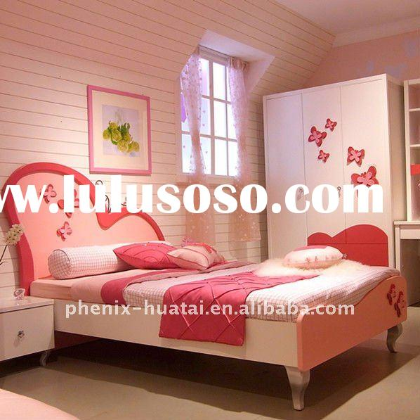 2011 popular kids bedroom furniture set