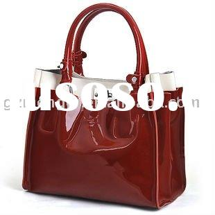2011 pretty handbags for women genuine leather handbag