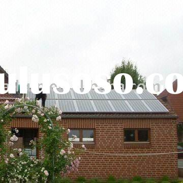 2012 NEW DESIGN HIGH EFFICIENCY 5KW HOME SOLAR SYSTEM