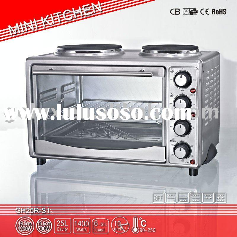 2012 Stainless Steel Portable Oven