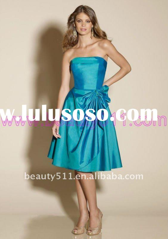2012 fashion latest style prom dress ZS036