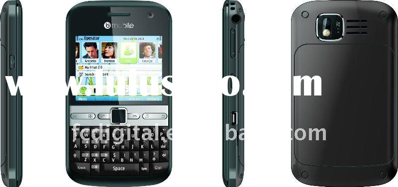 "2012 new cell phone with Qwerty 2.4 ""3G GSM+WCDMA Dual SIM and JAVA"
