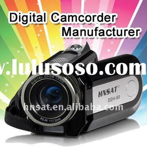 20 MP Professional Digital Camera with Vision Expansion Device( DDV-80)