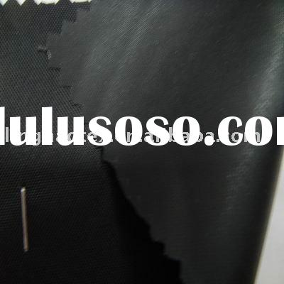 210D Nylon Oxford Fabric with PU Coating