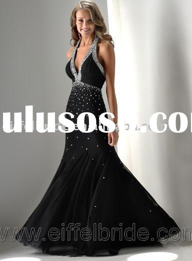 2329 backless dress and 2009 new style evening dresses beautiful type